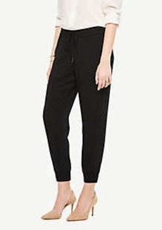 Ann Taylor Petite Jogger Pants