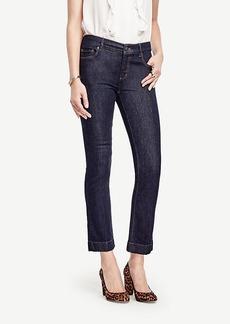 Petite Kick Crop Jeans