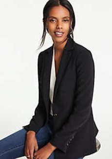 Ann Taylor Petite Long Blazer