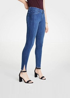 Ann Taylor Petite Modern Side Stripe All Day Skinny Jeans