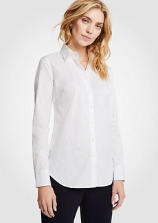 Ann Taylor Petite Perfect Shirt