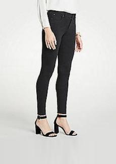Ann Taylor Petite Ponte Five Pocket Leggings