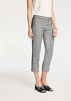 Ann Taylor Petite Scalloped Capri Pants