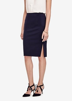 Ann Taylor Petite Seasonless Stretch Pencil Skirt