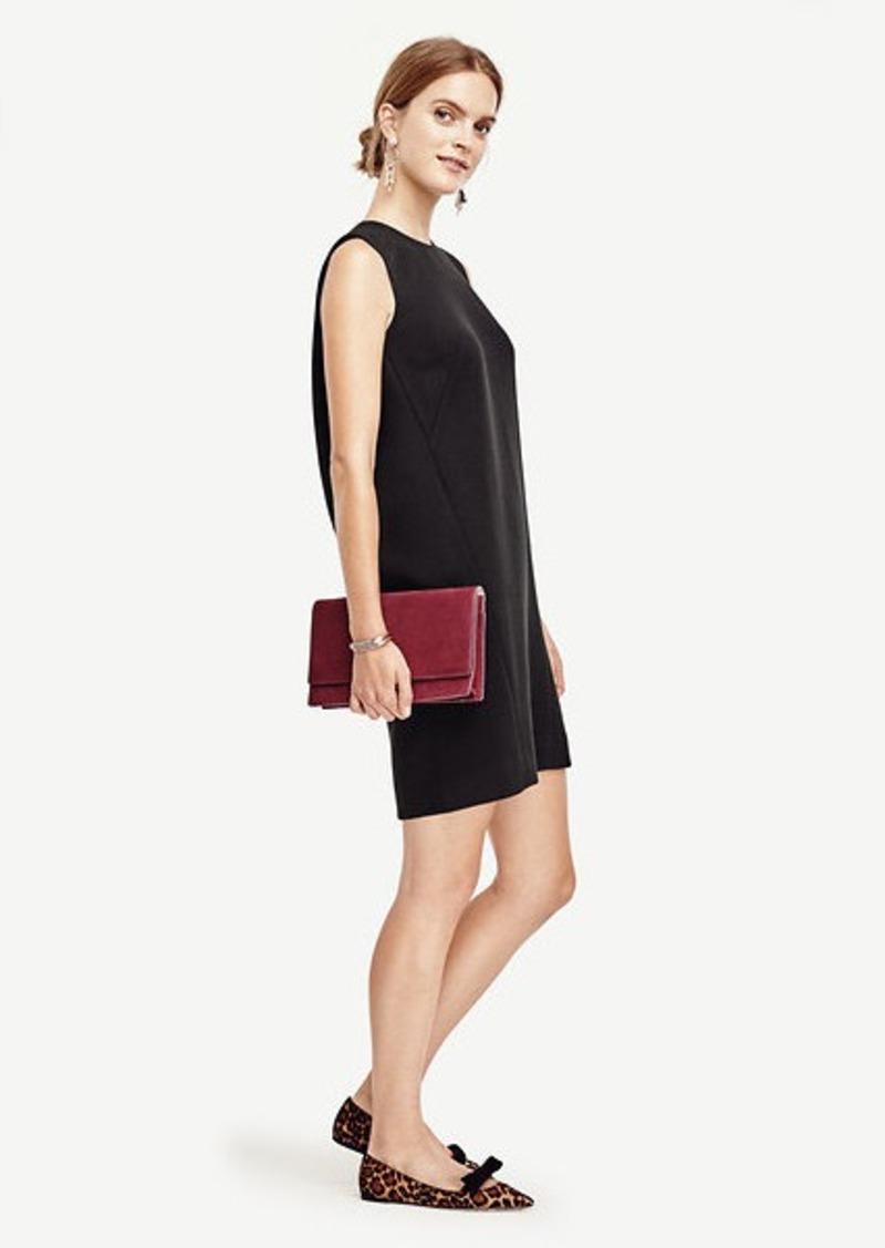 Ann Taylor Petite Sleeveless Shift Dress