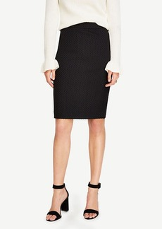 Ann Taylor Petite Faux Leather Pencil Skirt | Skirts - Shop It To Me