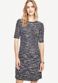 Petite Textured Knit Dress