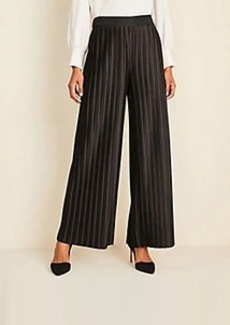 Ann Taylor Pleated Wide Leg Pants