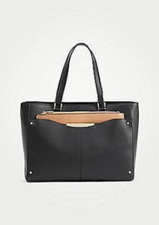 Ann Taylor Pochette Tote Bag
