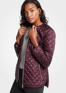 Ann Taylor Quilted Puffer Jacket