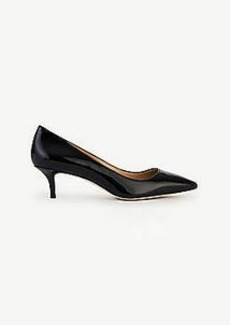 Ann Taylor Reese Patent Leather Pumps