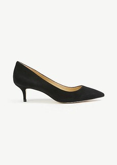 Reese Suede Pumps