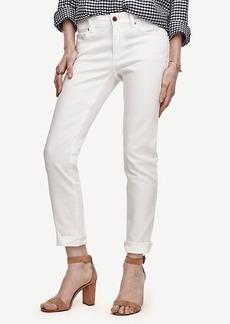 Ann Taylor Relaxed Slim Denim Jeans
