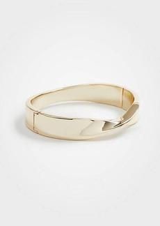 Ann Taylor Ribbon Cuff Bracelet