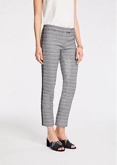 Ann Taylor Scalloped Capri Pants