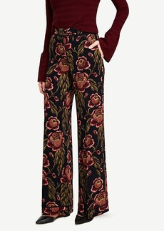 Ann Taylor The Trouser Pant in Rose Garden