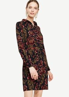 Rose Garden Shirt Dress