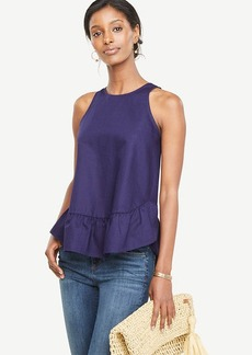 Ruffle Swing Top