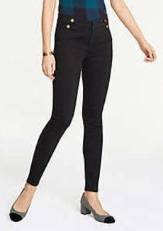 Ann Taylor Sailor All Day Skinny Jeans