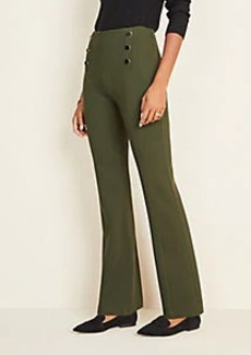 Ann Taylor Sailor Flare Trousers