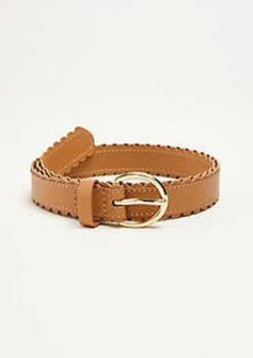 Ann Taylor Scalloped Belt