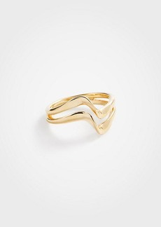 Ann Taylor Sculptural Ring
