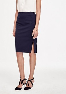 Ann Taylor Seasonless Stretch Pencil Skirt