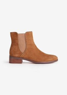 Seraphina Suede Booties