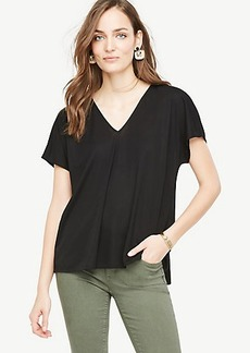 Shirred Back Top