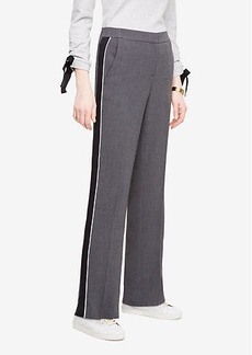 Ann Taylor Side Stripe Track Pants