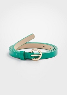 Ann Taylor Skinny Leather Belt