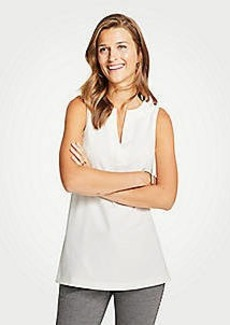 Ann Taylor Sleeveless Tunic