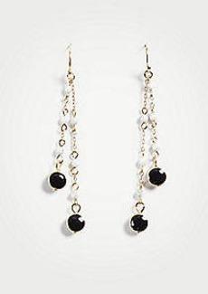 Ann Taylor Sphere Dangle Earrings