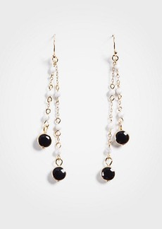 Ann Taylor Sphere Dangle Earrings
