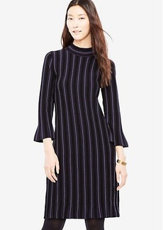 Stitch Striped Sweater Dress