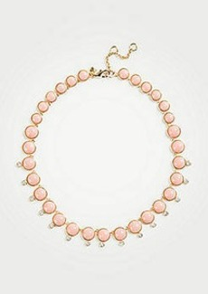 Ann Taylor Stone Crystal Necklace