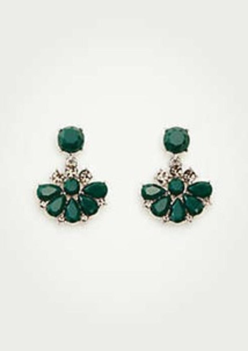 Ann Taylor Stone Drop Earrings