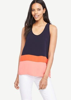 Strappy Colorblock Tank