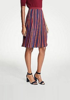 Ann Taylor Stripe Skirt