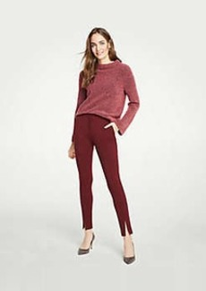 Ann Taylor Tall High Waist Bi-Stretch Pants