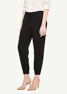 Ann Taylor Tall Jogger Pants