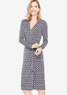 Tall Vine Wrap Dress