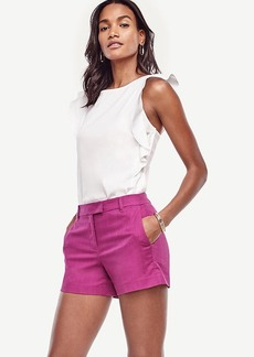 Ann Taylor Textured City Shorts