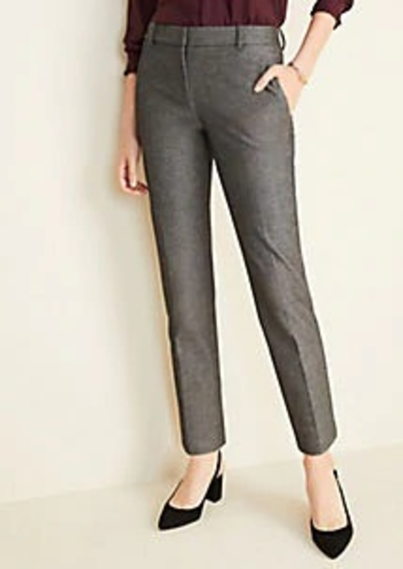 Ann Taylor The Ankle Pant - Curvy Fit