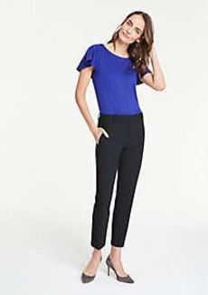 Ann Taylor The Ankle Pant in Bi-Stretch - Curvy Fit