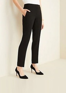 Ann Taylor The Ankle Pant in Doubleweave - Curvy Fit