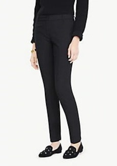 Ann Taylor The Ankle Pant In Cotton Twill