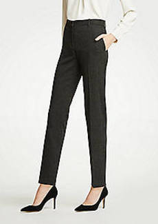 Ann Taylor The Ankle Pant In Dobby