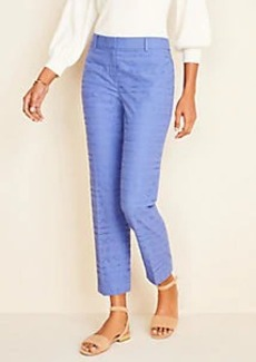 Ann Taylor The Ankle Pant in Eyelet - Curvy Fit