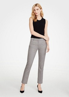 Ann Taylor The Ankle Pant In Herringbone